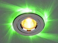 2060 Хром зеленая подсветка 590руб.